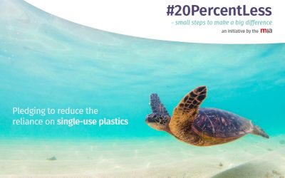 #20PercentLess campaign – Small steps to make a big difference