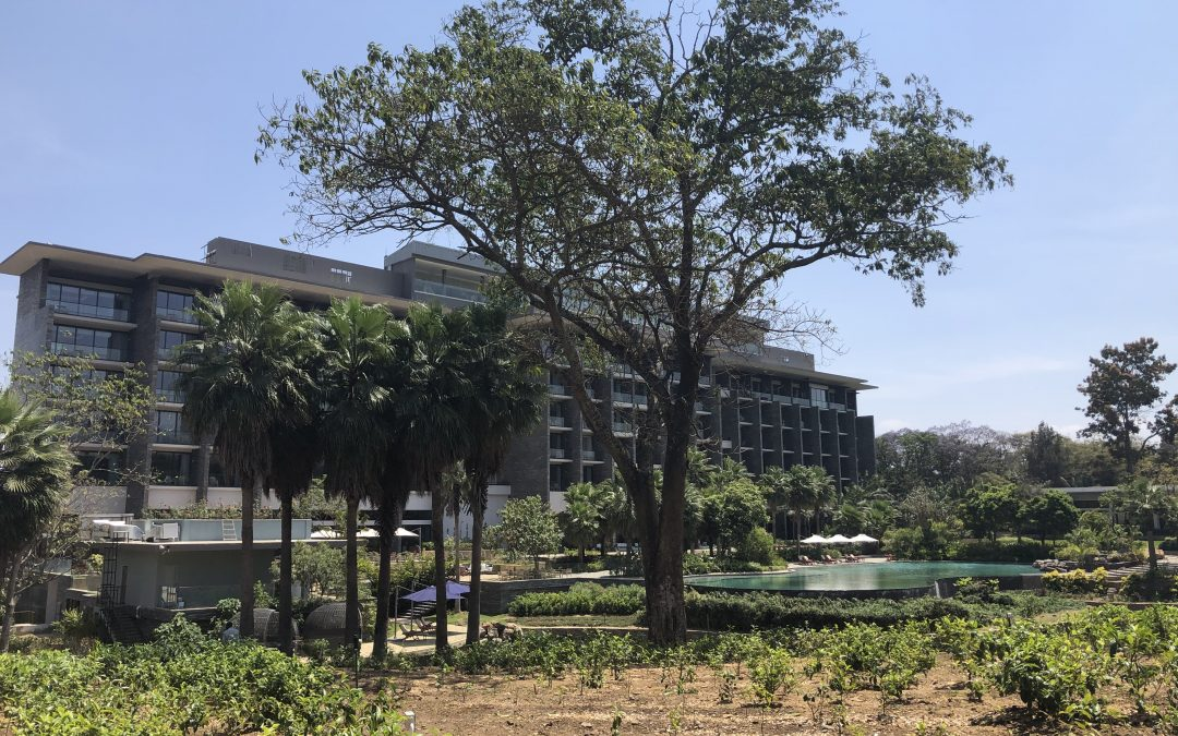 The new Gran Melia in Tanzania