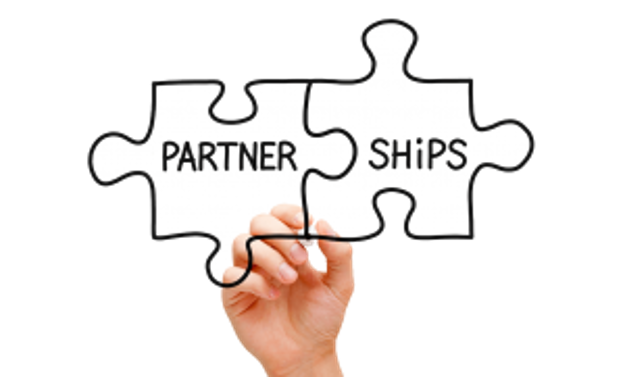 Partnerships – It's all about the destination!