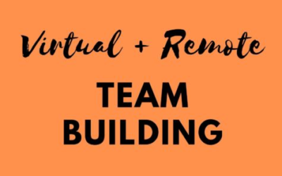 Virtual Team Building Ideas